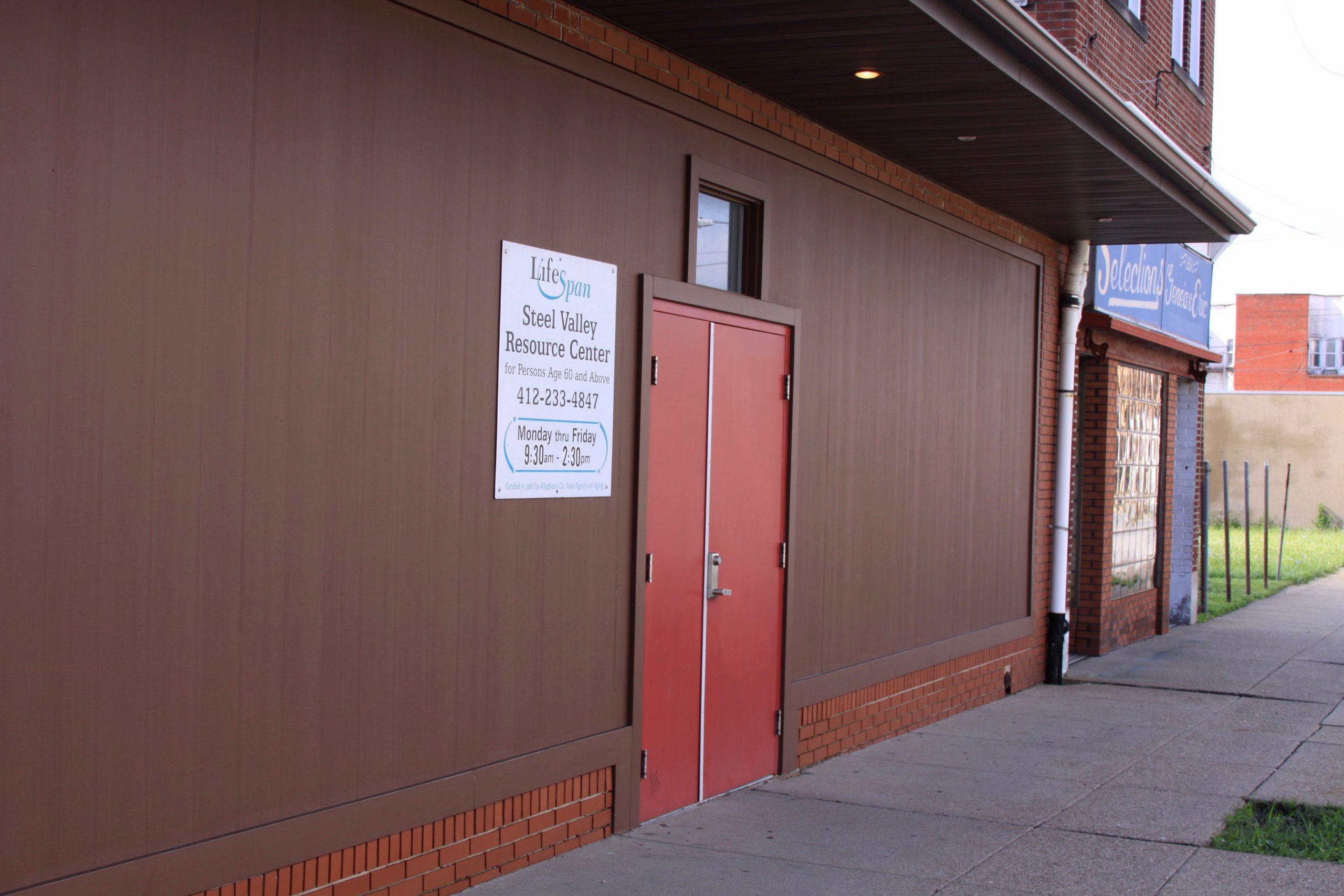 Steel Valle Senior Resource Center
